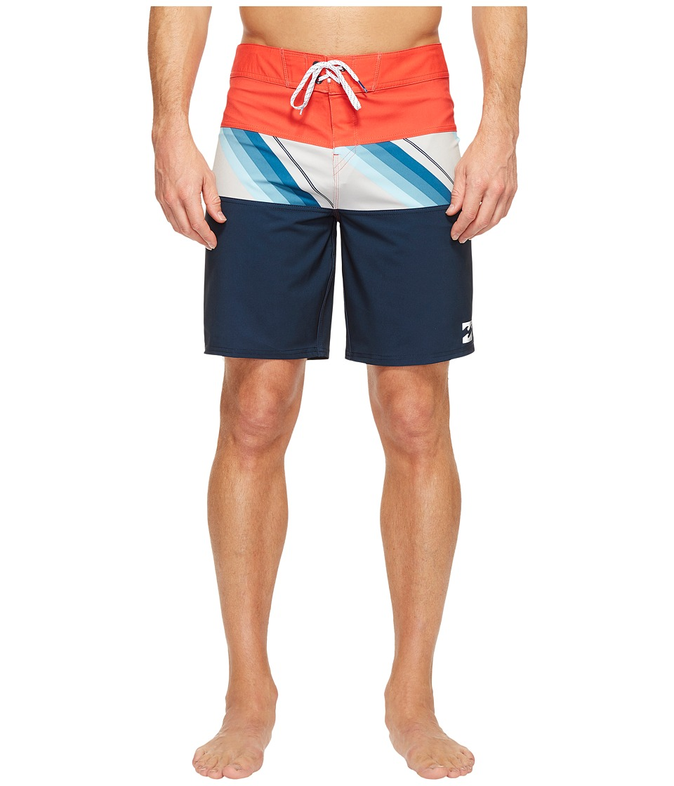 Billabong Tribong X Boardshorts (Cyan) Men