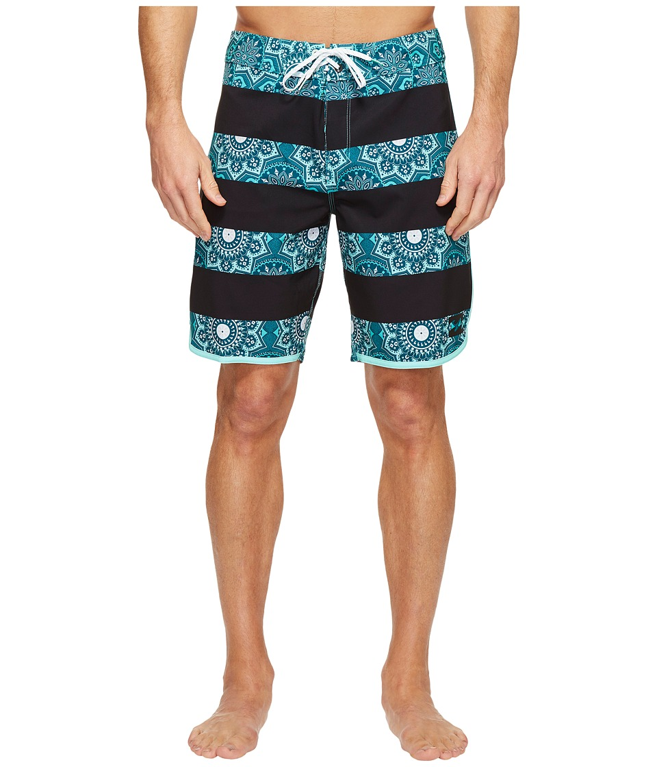 Billabong 73 X Line Up Boardshorts (Ocean) Men