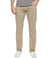 Mavi Jeans - Zach Regular Rise Straight Leg in Beige Twill