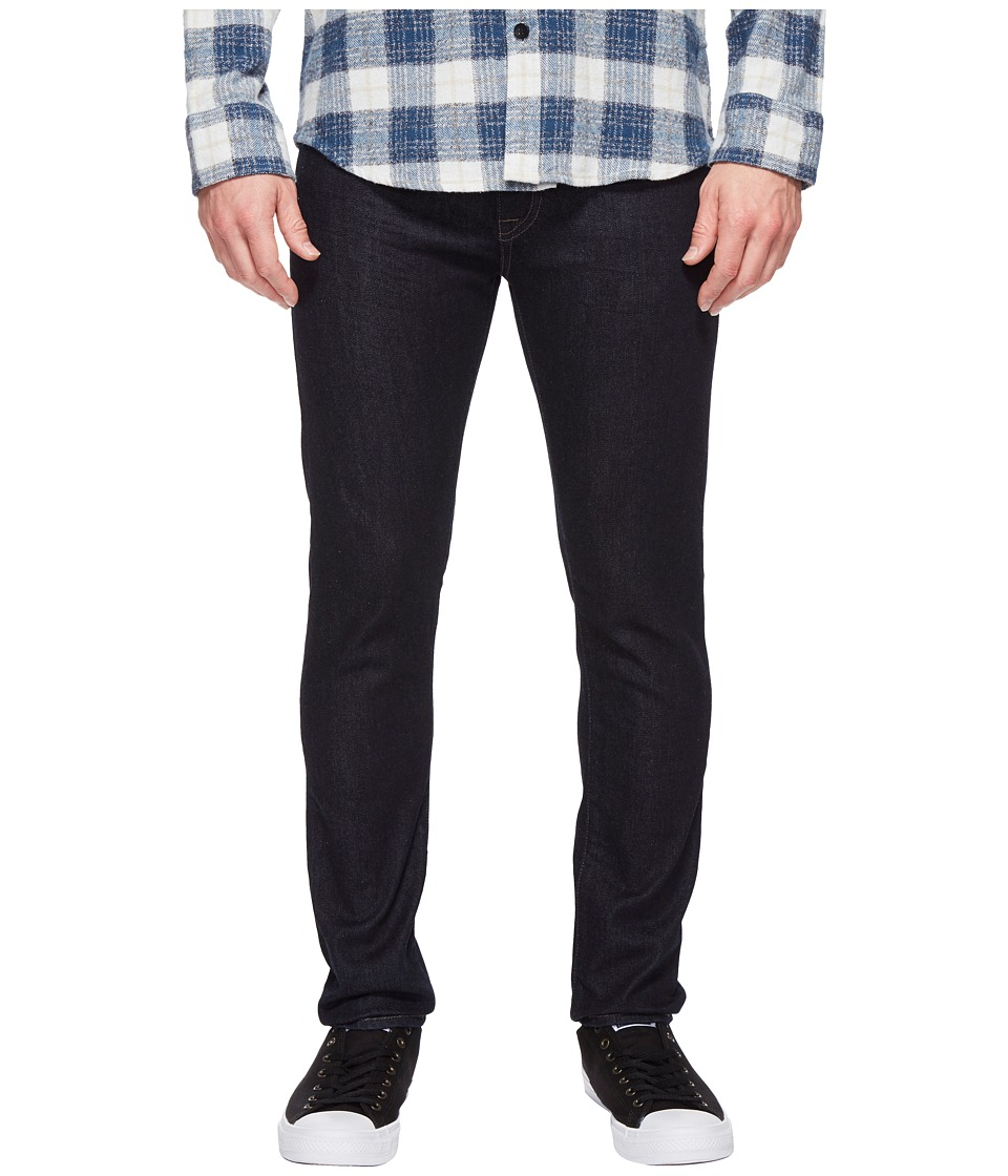 Mavi Jeans James Skinny Leg in Midnight Williamsburg (Midnight Williamsburg) Men