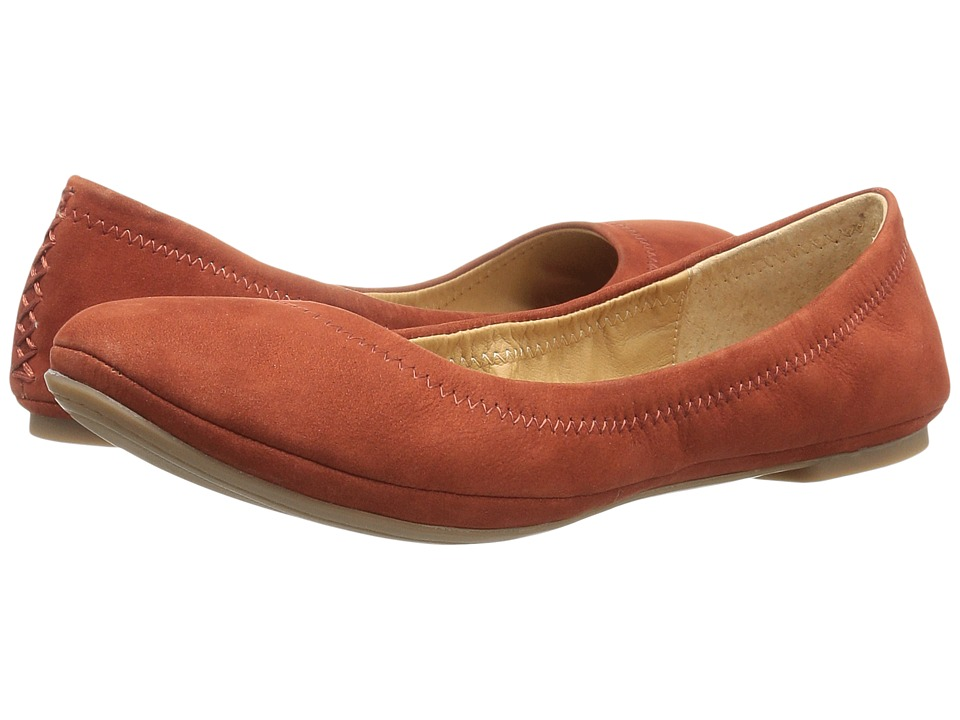 Lucky Brand Emmie (Biking Red) Flats