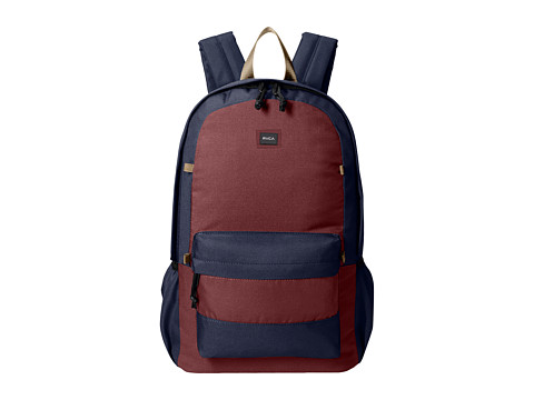 RVCA Frontside Backpack - Wine