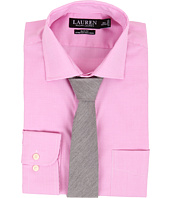 LAUREN Ralph Lauren - Stretch Gingham Slim Estate Pocket Shirt