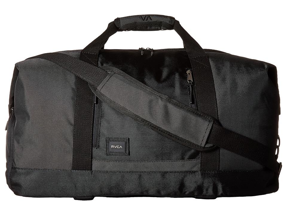 RVCA Commuter Duffel (Black) Duffel Bags
