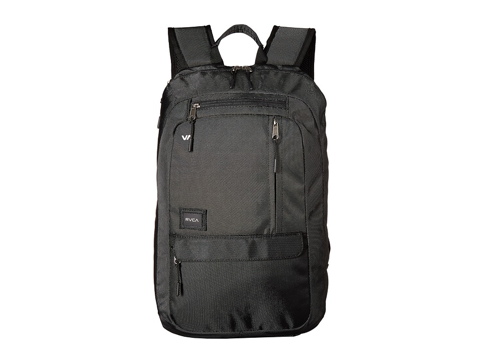 RVCA Pakit Up Backpack (Black) Backpack Bags