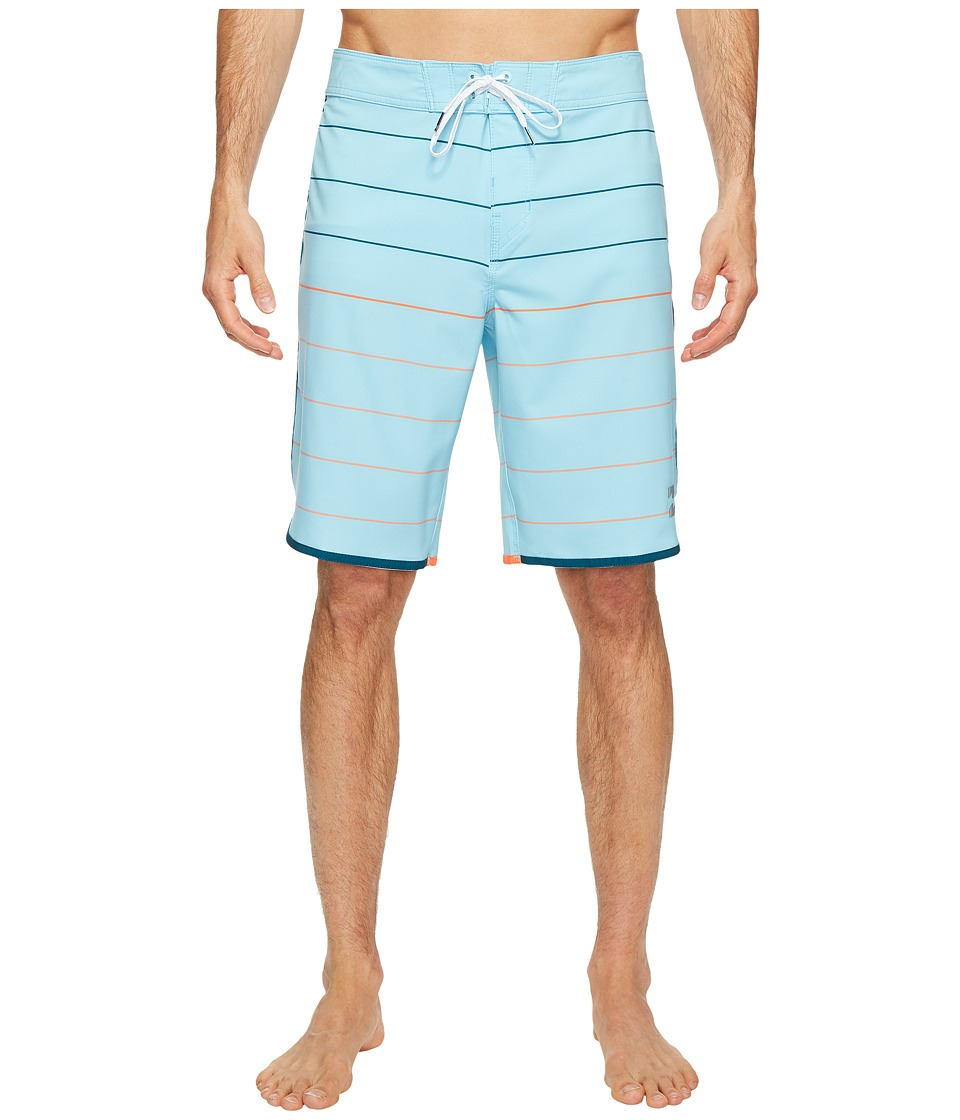 Billabong 73 X Stripe Boardshorts (Blue) Men