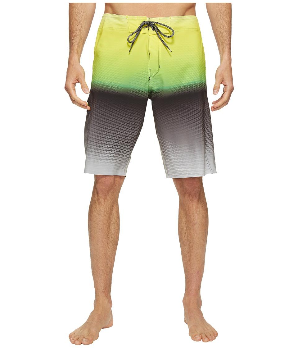 Billabong Fluid X Boardshorts (Neo Lime) Men