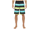 All Day Originals Stripe Boardshorts