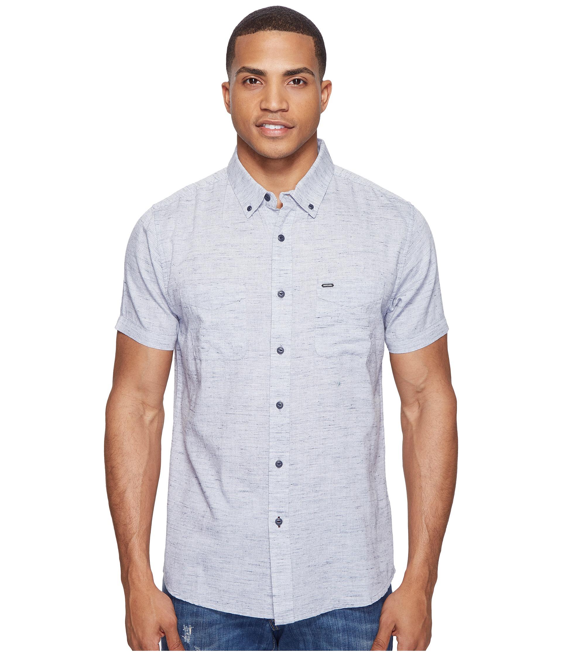 Rip Curl, Button Up Shirts, Men | Shipped Free at Zappos