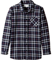 Rip Curl Kids - Blackburn Long Sleeve Flannel (Big Kids)