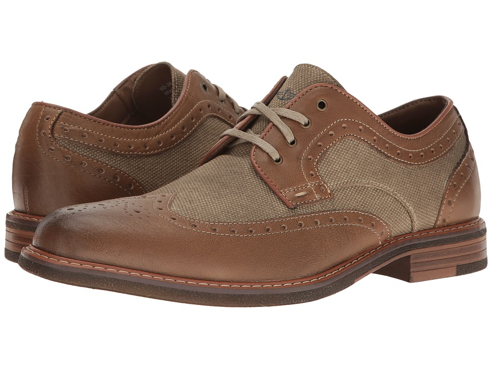 Dockers Danville (Dark Taupe/Taupe) Men