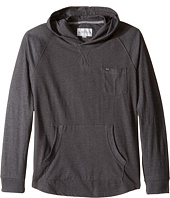 Rip Curl Kids - Binni Long Sleeve Hooded Pullover (Big Kids)