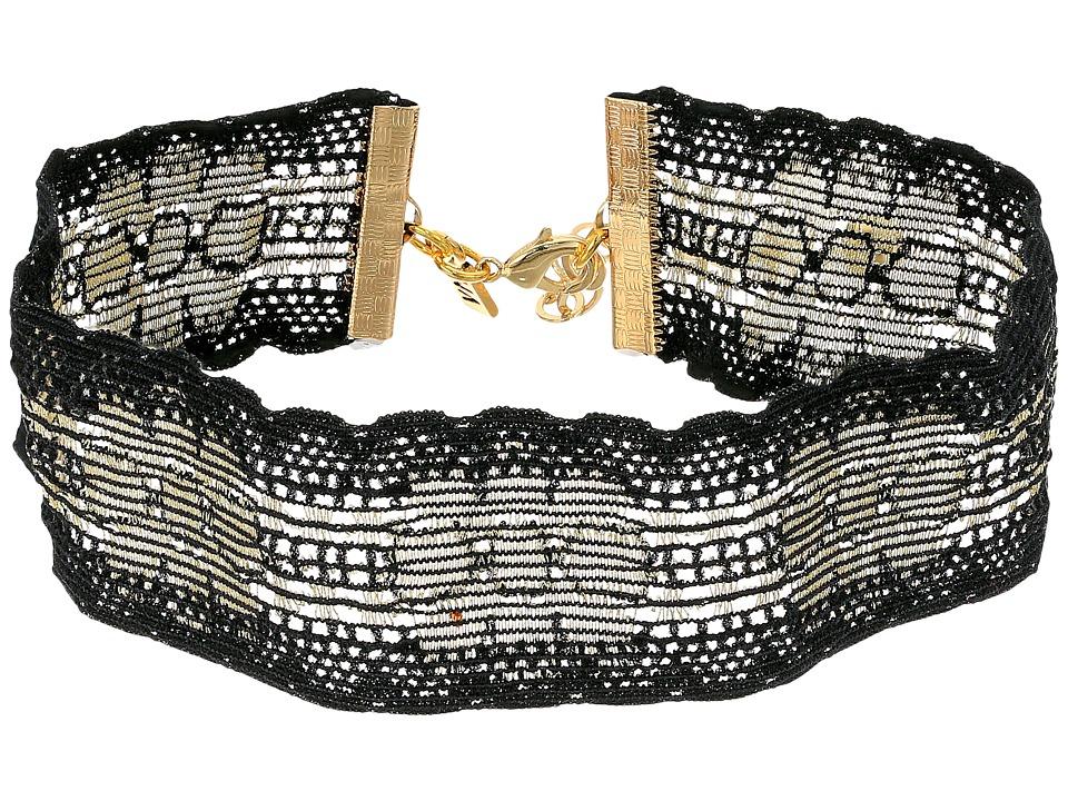 Vanessa Mooney - The Parisa Choker Necklace