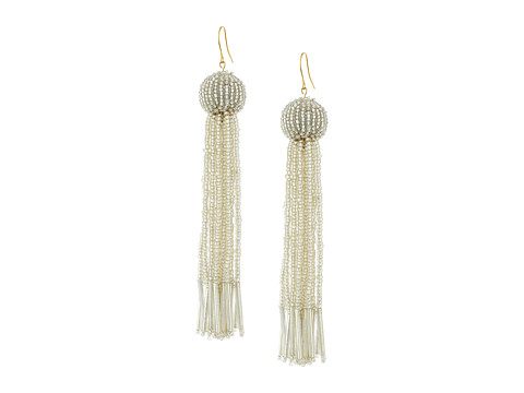Vanessa Mooney The Charlize Earrings - Silver