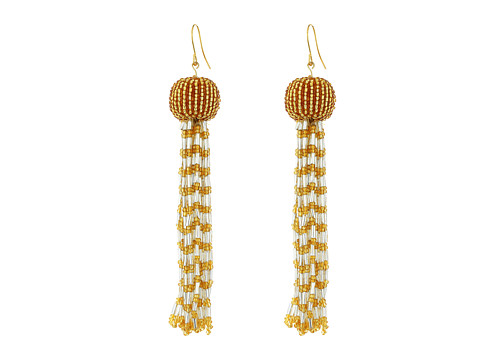 Vanessa Mooney The Antoinette Earrings - Gold
