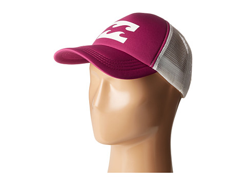 Billabong Billabong Trucker Hat - Sangria