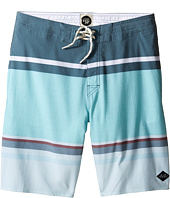 Rip Curl Kids - Rapture Stripe Boardshorts (Big Kids)