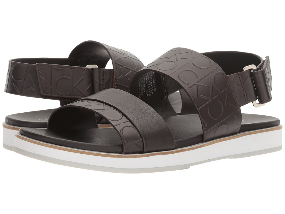 Calvin Klein Dex (Dark Brown) Men