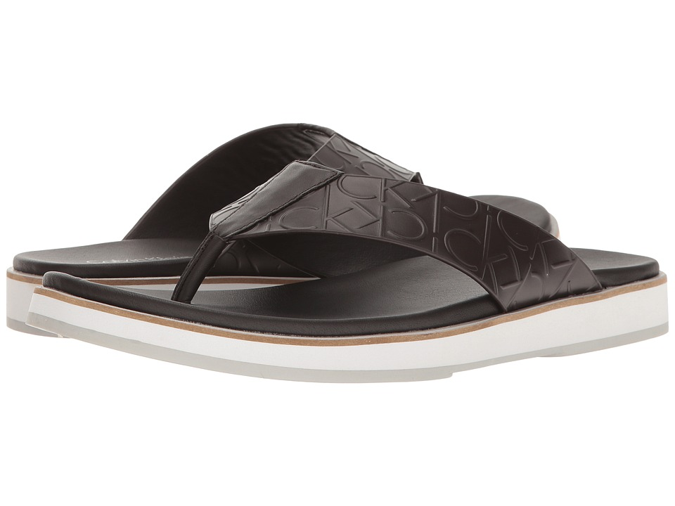 Calvin Klein Deano (Dark Brown) Men