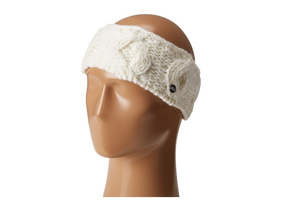Bula Lina Earband (Ivory) Knit Hats