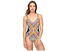 Nepal Over the Shoulder Maillot One-Piece