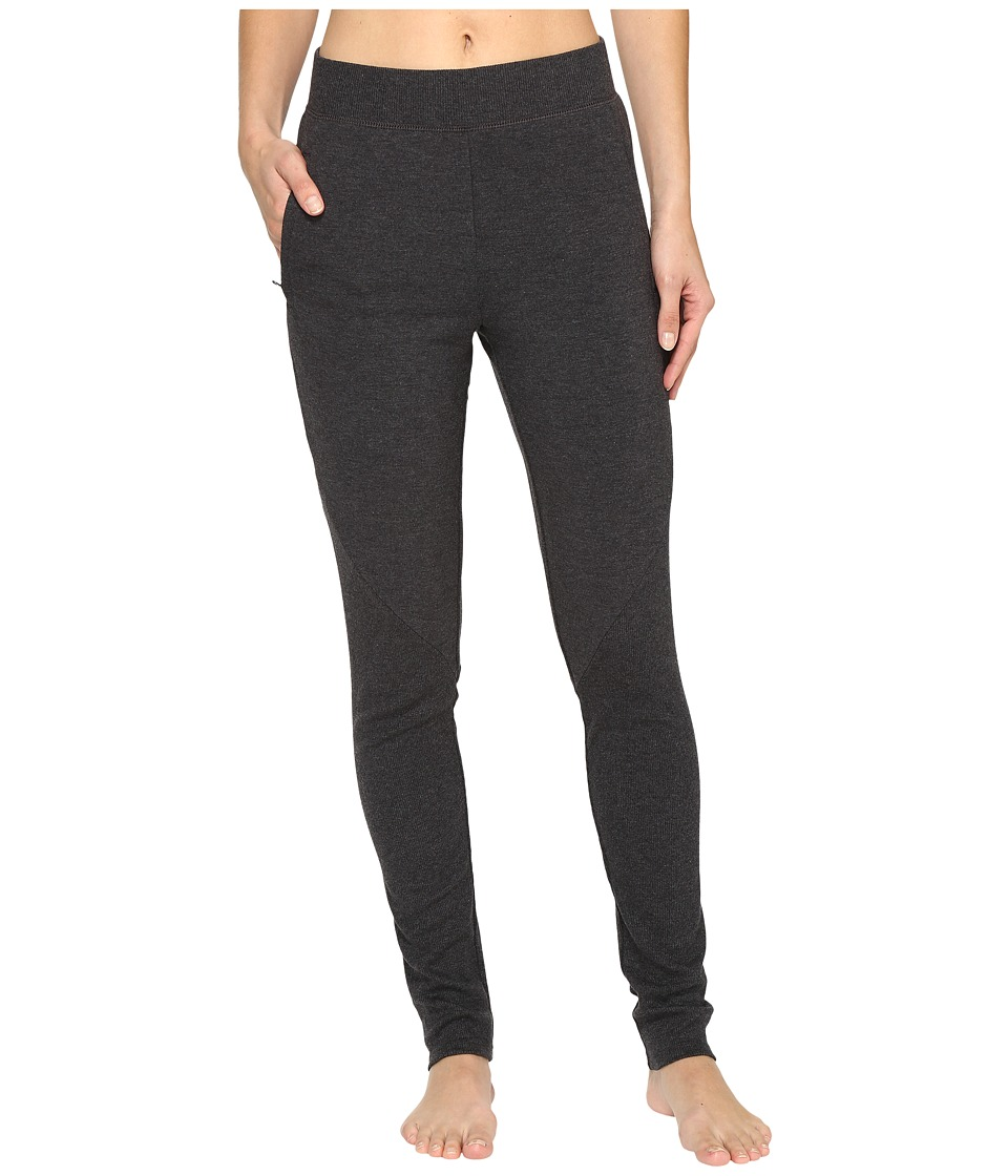 ALO - Form Sweatpants (Charcoal Heather/Black) Women's Casual Pants -  adult