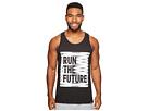 Run The Future Tank Top