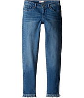 Levi's® Kids - Fringe Ankle Super Skinny Jeans (Big Kids)