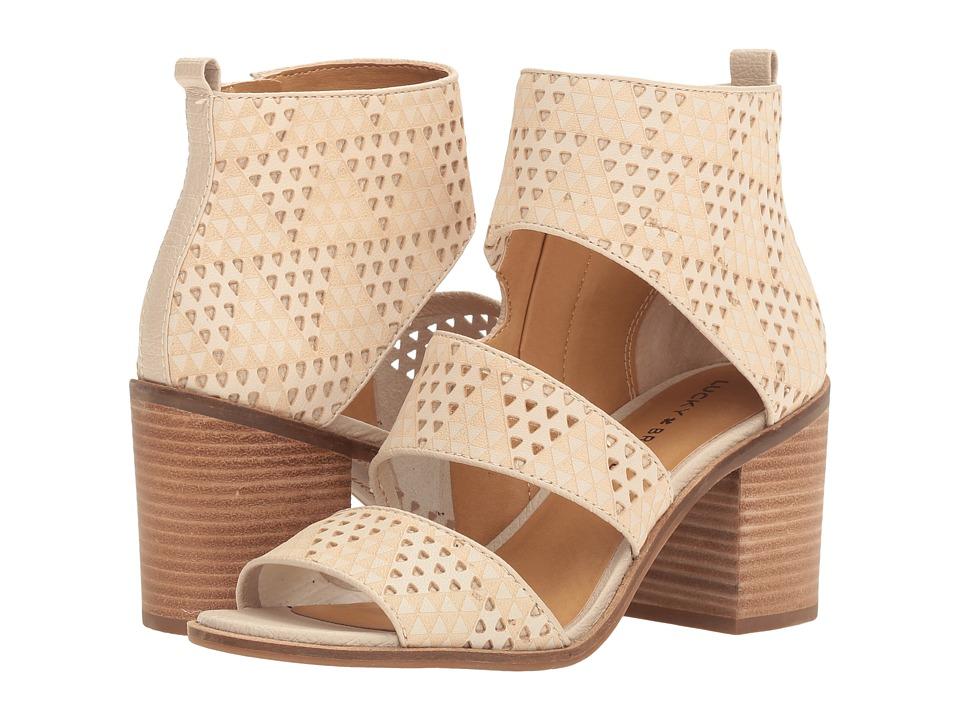 Lucky Brand Kabott (Sandshell Lugo) High Heels