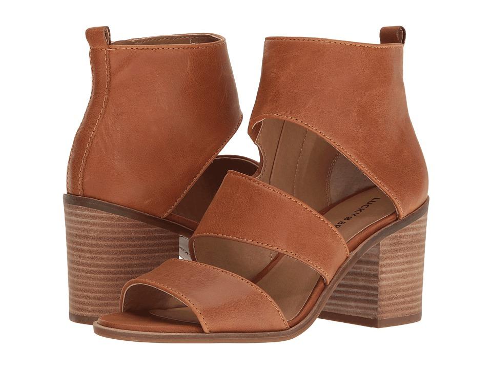 Lucky Brand Kabott (Caf ) High Heels