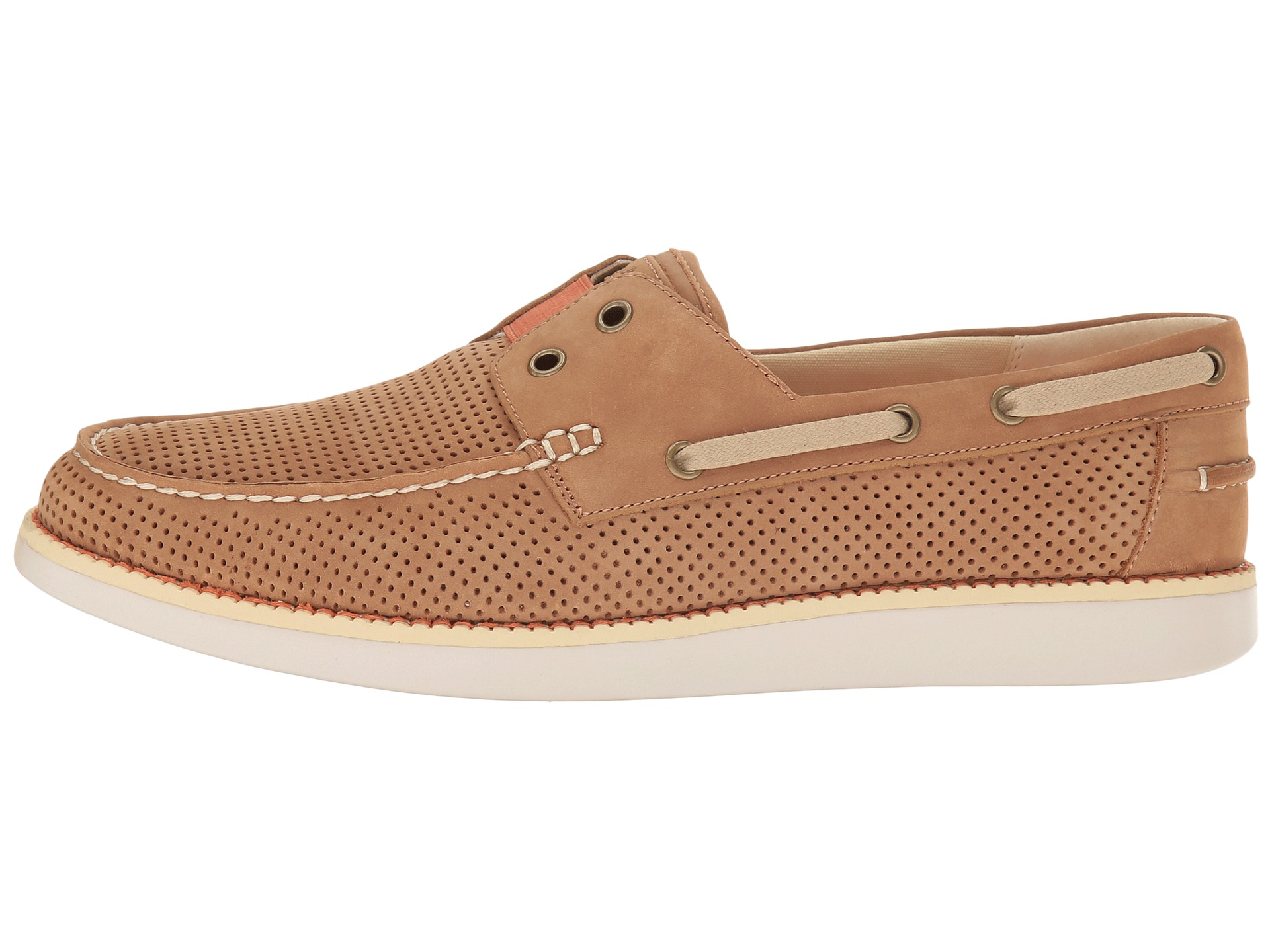 Relaxology Mahlue Nubuck Slip On Shoes
