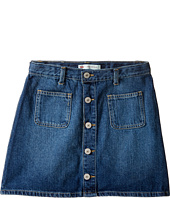 Levi's® Kids - High-Rise Button Front Skirt (Big Kids)