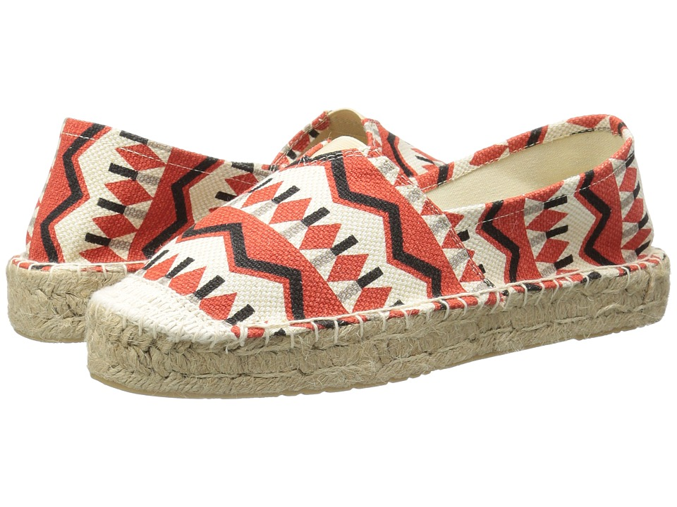 Dirty Laundry Elson (Coral Tribal) Women