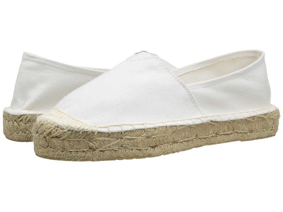 Dirty Laundry Elson (White Canvas) Women