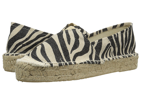 Dirty Laundry Elson - Black/White Zebra