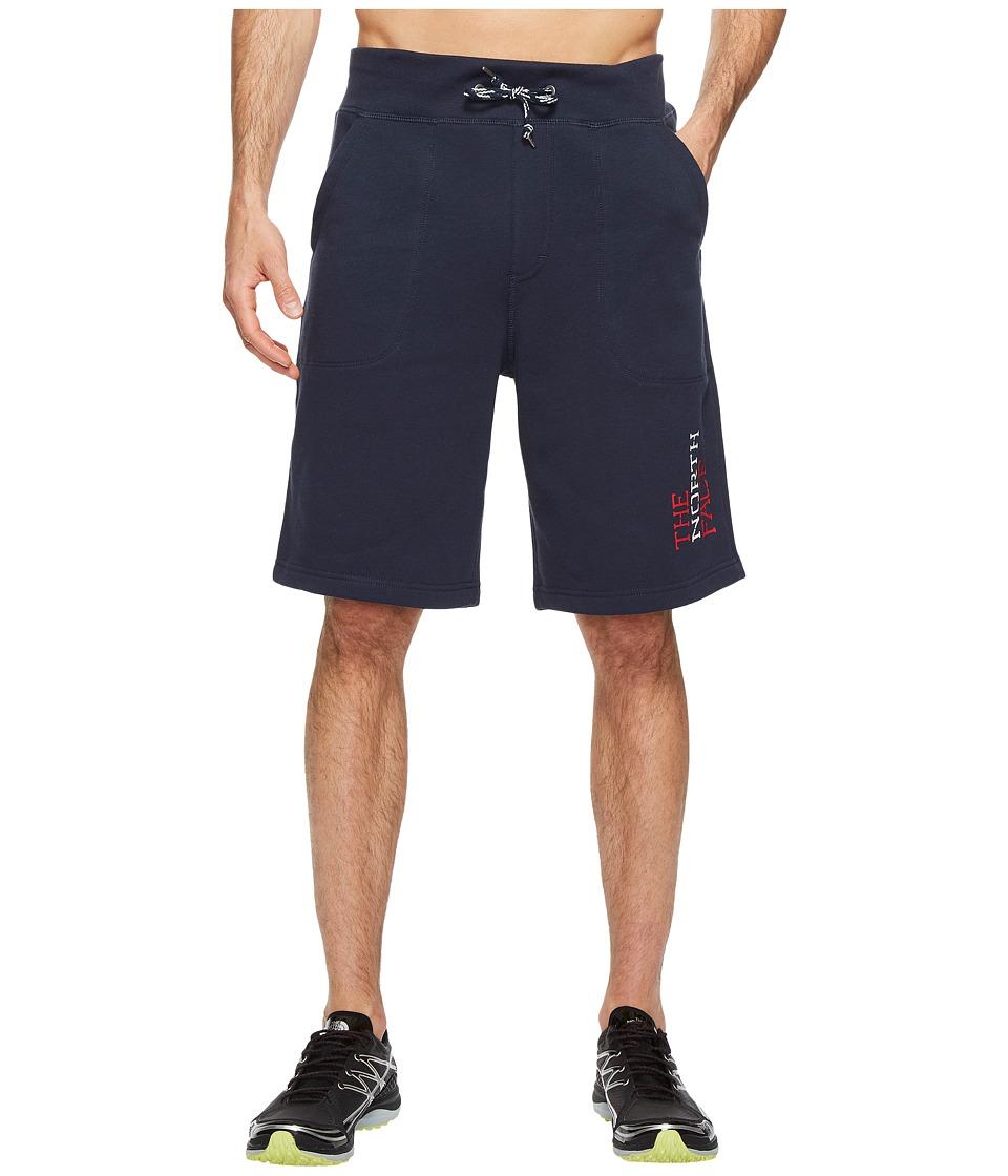 The North Face Americana Fleece Shorts (Urban Navy) Men