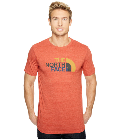 The North Face Short Sleeve Half Dome Tri-Blend Tee