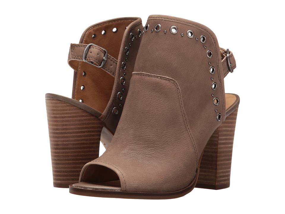 Lucky Brand Lorillar (Brindle Goat Tide) High Heels