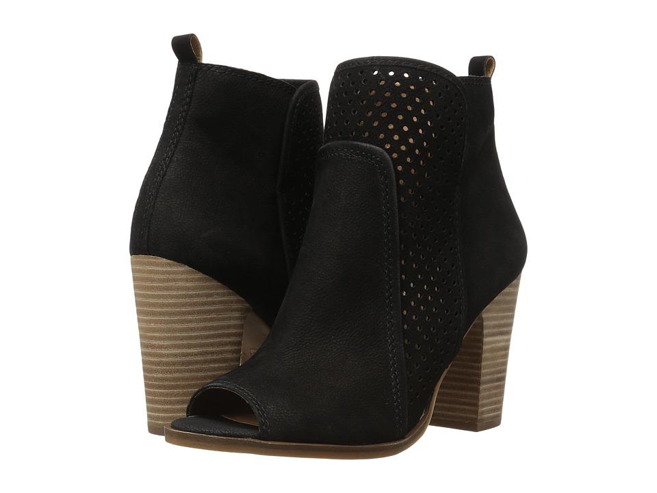 Lucky Brand Lakmeh (Black) High Heels