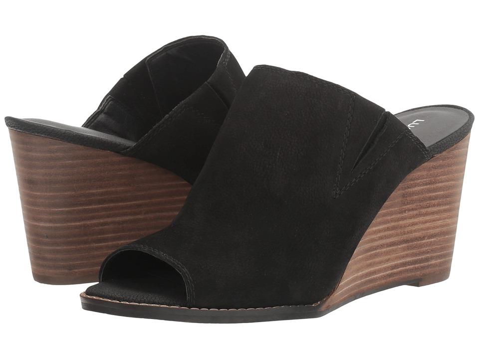 Lucky Brand Jillah (Black) Women