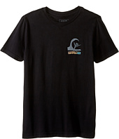 Quiksilver Kids - Dark Side Screen Tee (Big Kids)