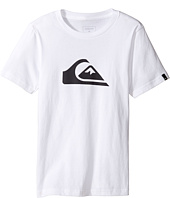 Quiksilver Kids - Mountain Wave Logo Screen Tee (Big Kids)