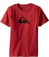Quiksilver Kids - Mountain Wave Logo Screen Tee (Toddler/Little Kids)