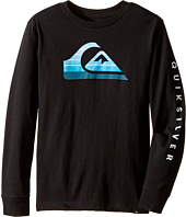 Quiksilver Kids - Milk Money Long Sleeve Screen Tee (Toddler/Little Kids)