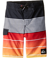 Quiksilver Kids - Division Magic 14.5 Boardshorts (Toddler/Little Kids)