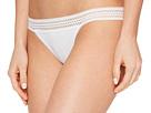 Classic Cotton Bikini Lace Trim