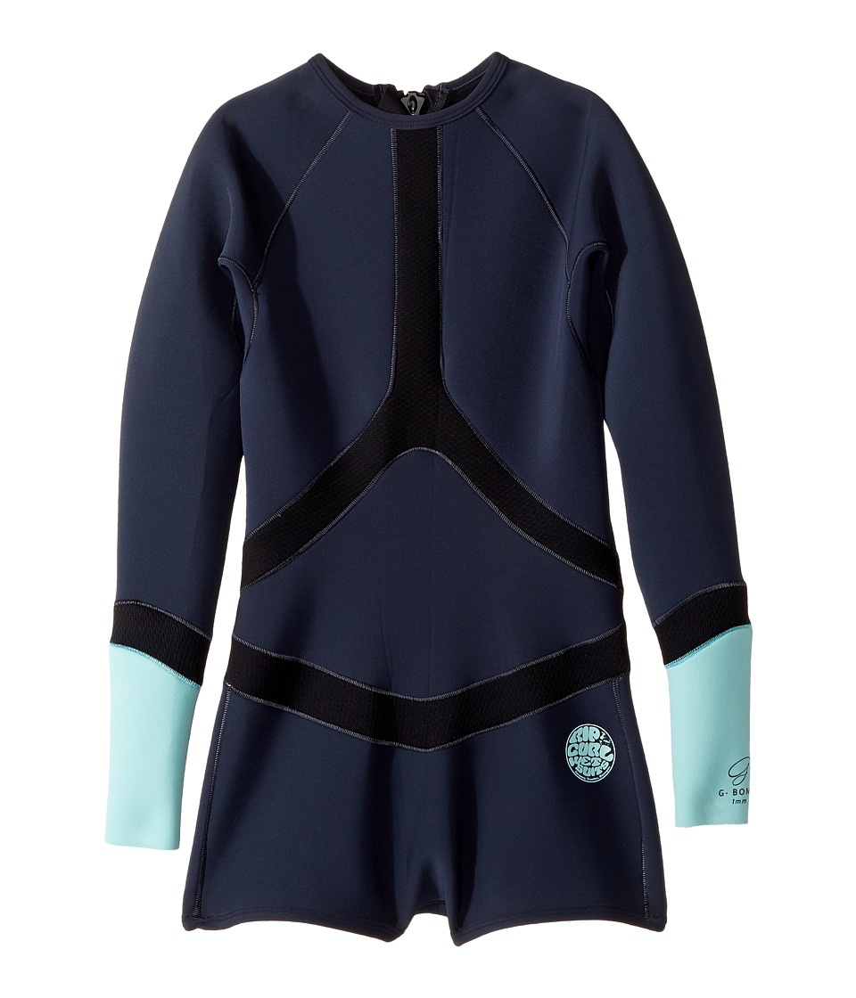 Rip Curl Madi Long Sleeve Boyleg Spring Suit (Blue) Women...