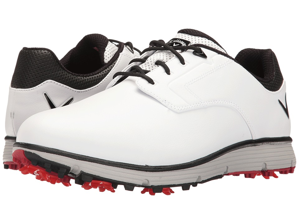 Callaway La Jolla (White) Men's Golf Shoes