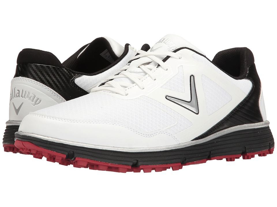 Callaway Balboa Vent (White/Black) Men