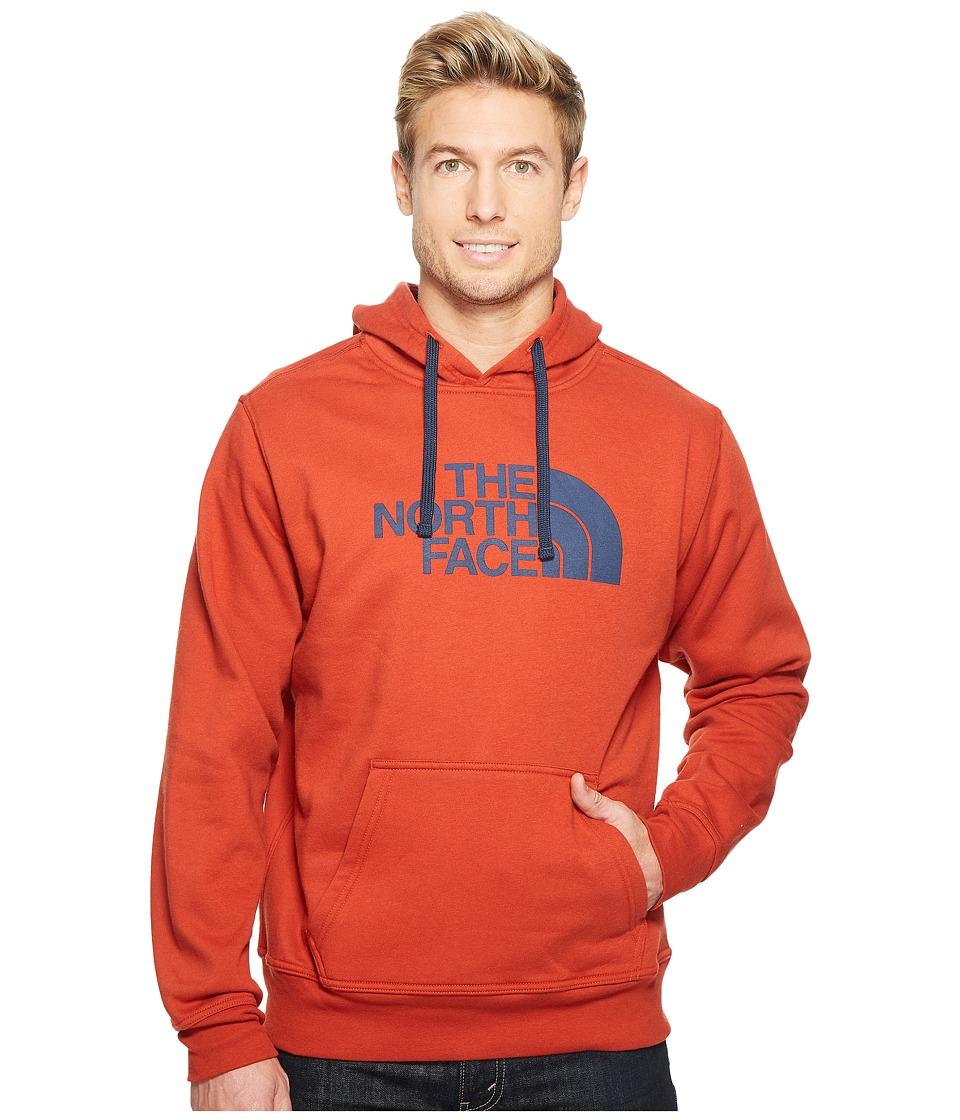 The North Face Half Dome Hoodie (Ketchup Red/Urban Navy (Prior Season)) Men
